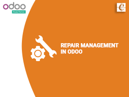 Repair Management in Odoo