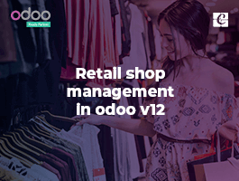 Retail Shop Management Odoo v12