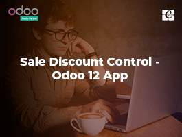 Sale Discount Control - Odoo 12 App