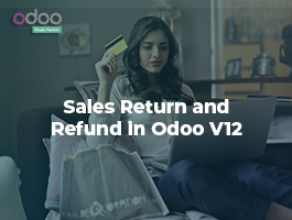 Sales Return and Refund in Odoo 12