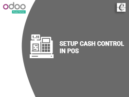 How to setup Cash Control in POS?
