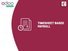 Timesheet based payroll