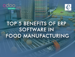 Top 5 Benefits of ERP in Food Manufacturing