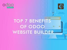 Top 7 Benefits of Odoo Website Builder