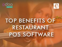 Top Benefits of Restaurant POS Software