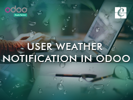 Weather Notification In Odoo