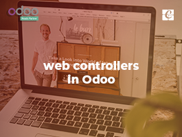 Web Controllers in Odoo