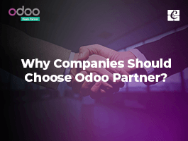 Why Companies Should Choose Odoo Partner?
