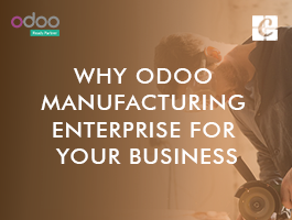 Why Odoo Manufacturing Enterprise for Your Business?