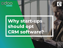 Why Start-Ups Should Opt CRM Software?