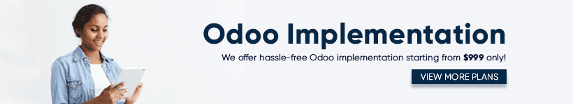 Odoo Implementation Package