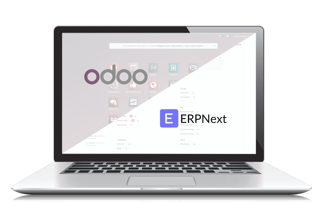 odoo vs erp next