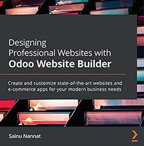 odoo book - amazon