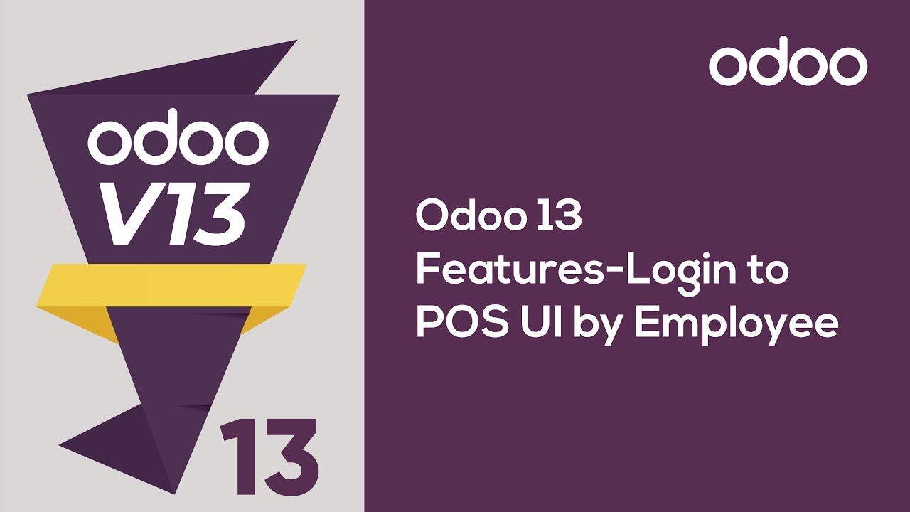 Login to POS UI by Employee