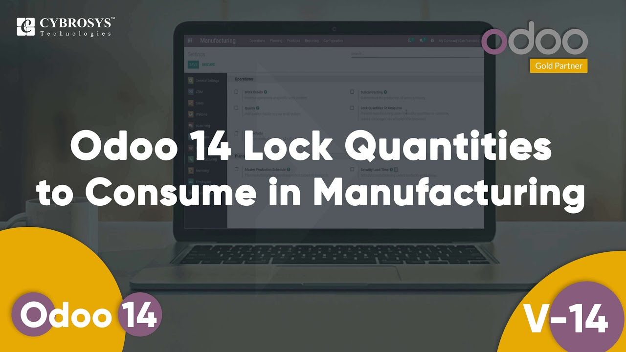 Odoo 14 Lock Quantities to Consume in Manufacturing