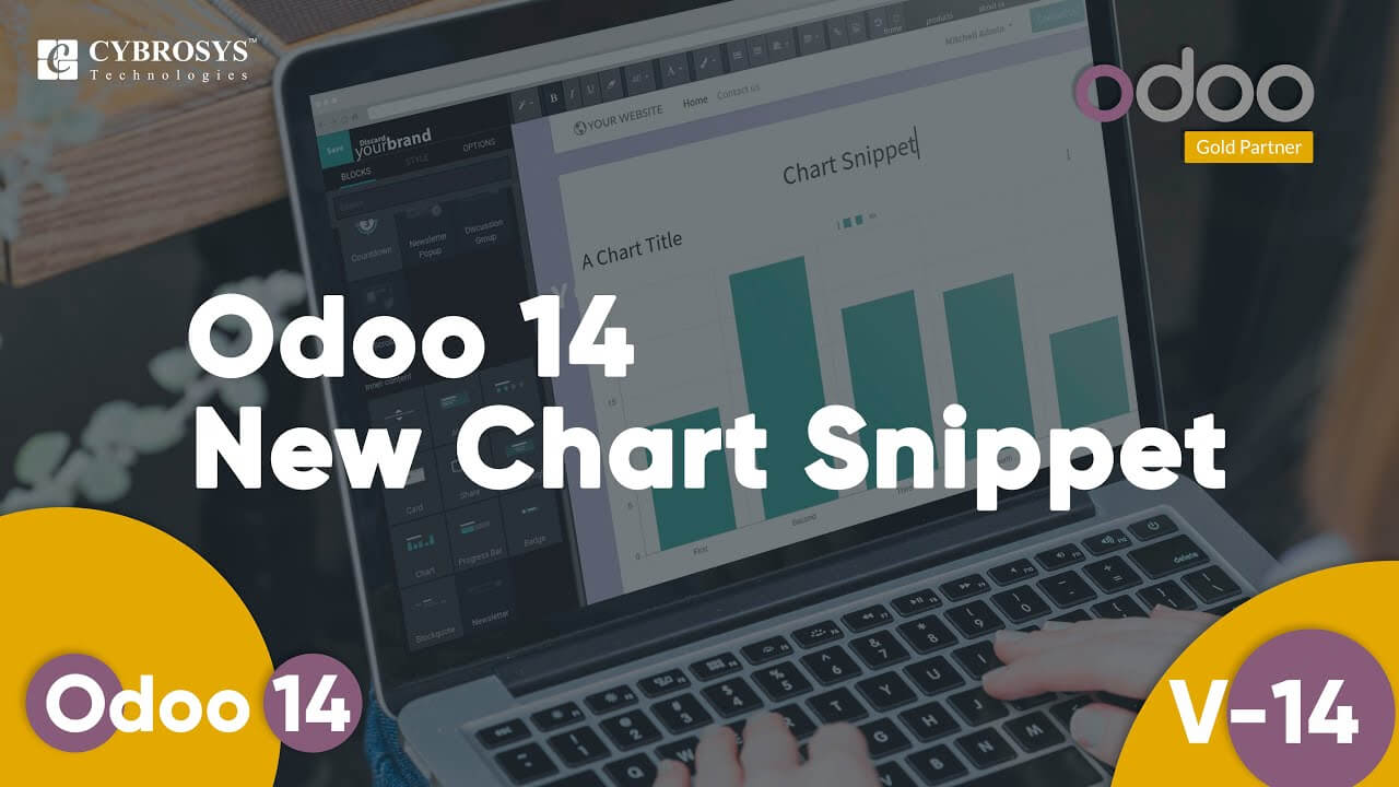 Odoo 14 New Chart Snippet