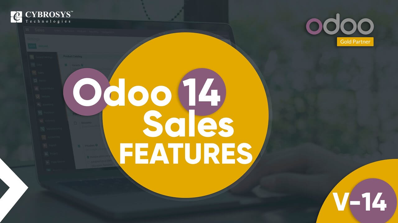 Odoo 14 Sales Features