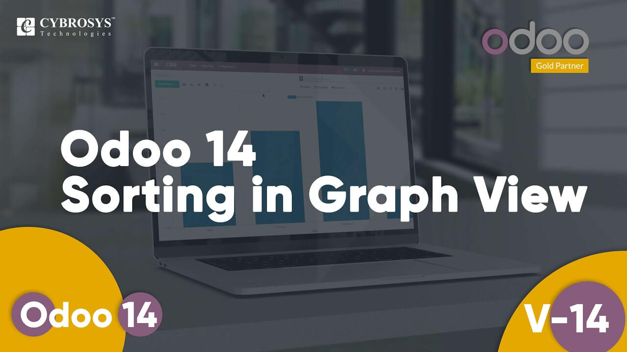 Odoo 14 Sorting in Graph View